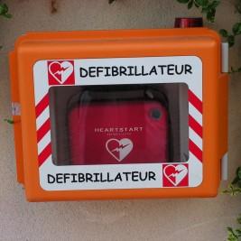 Defibrylator dla Brańszczyka
